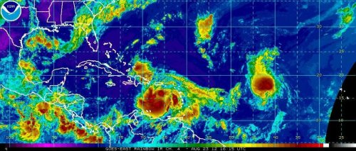 NHC: Isaac pointed at RNC for opening day