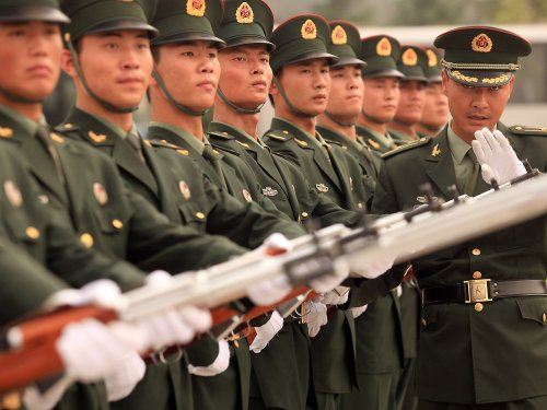 Cuba, China to enhance military ties