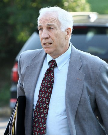 Jerry Sandusky's son, Matt, talks alleged abuse allegations with Oprah Winfrey