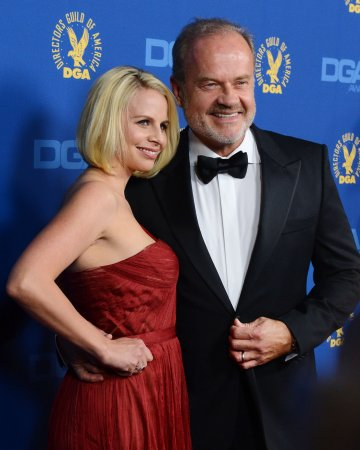 Kelsey Grammer, Kayte Walsh welcome new son Gabriel