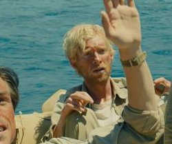 Domhnall Gleeson lost so much weight for 'Unbroken' his contacts didn't fit