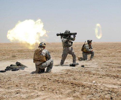 U.S. orders recoilless rifle ammunition