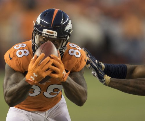 "Fantasy Football Injury Update: Demaryius Thomas fears ""getting hit"""