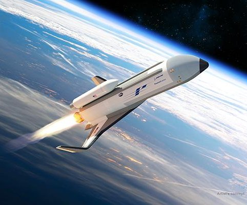 Boeing, DARPA to collaborate on experimental spaceplane