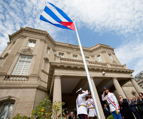 Cuban diplomats expelled after alleged 'acoustic attack'