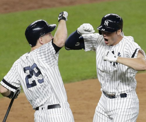 ALCS: Greg Bird homer lifts New York Yankees by Cleveland Indians
