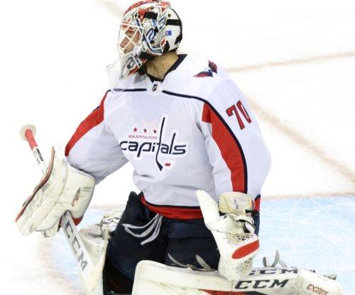 Stanley Cup: Eller, Capitals even series vs. Golden Knights