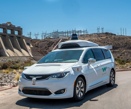 Waymo to buy 62,000 Chrysler vans to expand driverless fleet