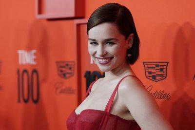 Emilia Clarke 'blown away' by fans raising $45K for her charity