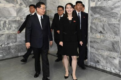 Kim Yo Jong: North Korea open to inter-Korea cooperation