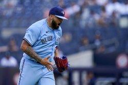 Blue Jays' Alek Manoah gets 5-game ban for plunking Orioles' Maikel Franco