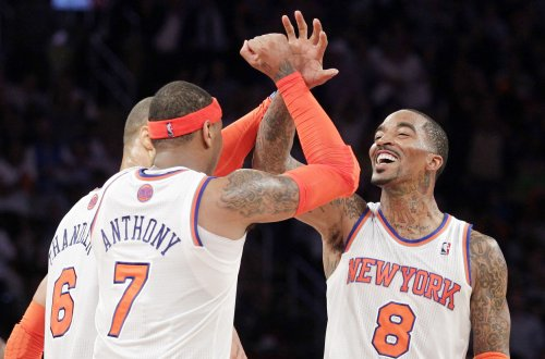 Report: Knicks, J.R. Smith agree to deal