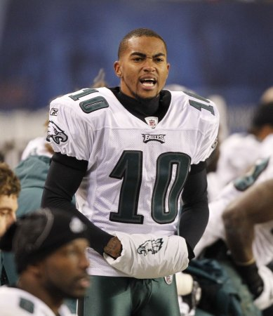 Eagles' Jackson earns NFC honor
