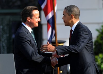 British PM Cameron voices support for U.S. airstrikes in Iraq