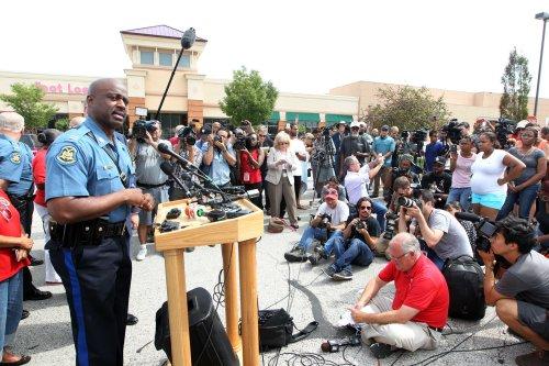 Ferguson tense overnight as 2 shot, 31 arrested