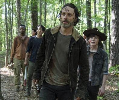 'Walking Dead' returns to AMC [SPOILER ALERT!]