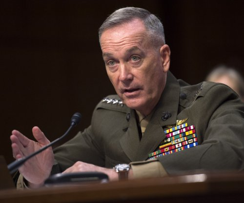 Marine Gen. Joseph Dunford confirmed as Joint Chiefs chairman