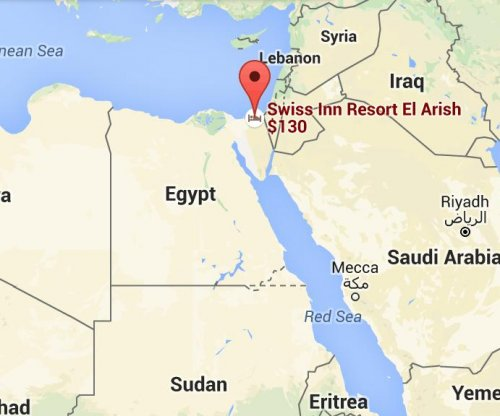 Seven killed in Islamic State attack on Sinai hotel