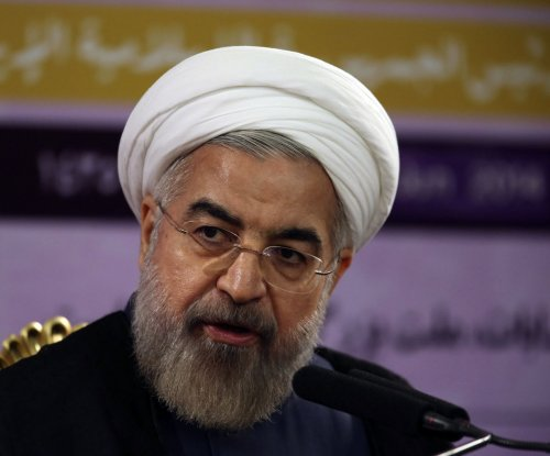 Iran's Rouhani embarks for European trade tour