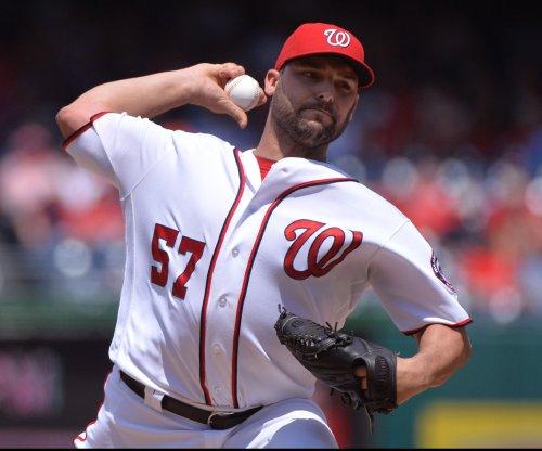 Tanner Roark, Washington Nationals shut down Philadelphia Phillies