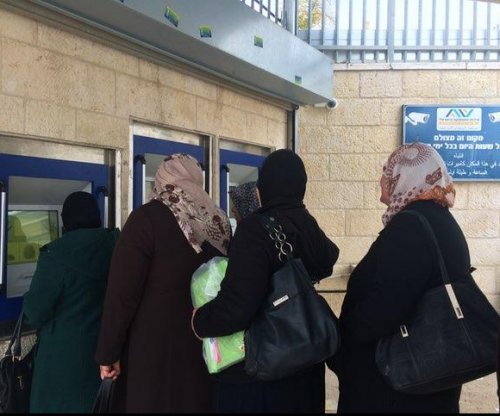 Palestinian women in East Jerusalem struggle to escape poverty