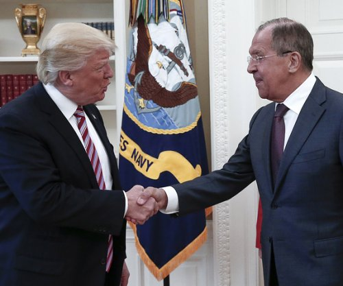 Trump meets with Russian officials in wake of Comey firing