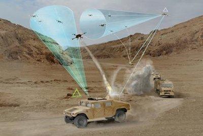 DARPA starts counter-drone program