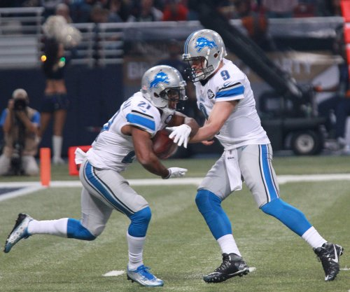 Detroit Lions confident running game getting on track