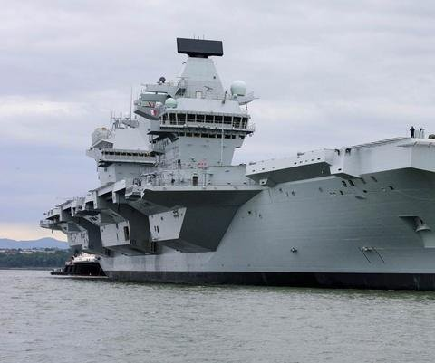BAE Systems to support Queen Elizabeth carriers