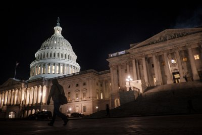 House passes stopgap spending bill increasing Defense funding