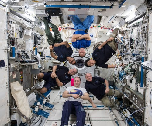Inactivity bigger threat to muscles in space than low oxygen, study says