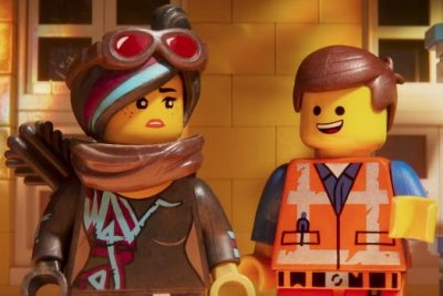 'The Lego Movie 2' channels 'Mad Max' in first trailer