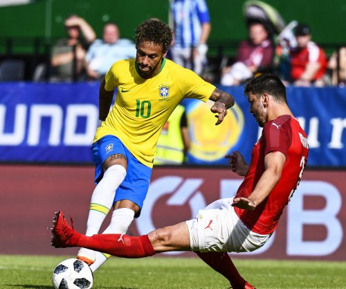 World Cup: Neymar a full participant in Brazil training