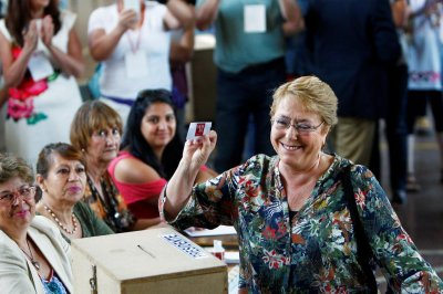 Ex-Chile President Bachelet named U.N. High Commissioner for Human Rights