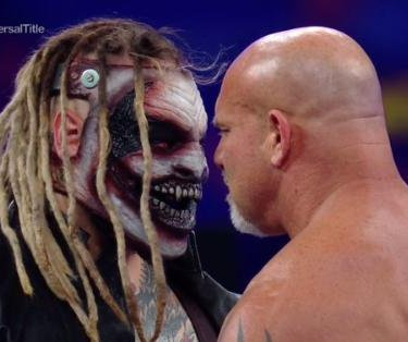 WWE Super ShowDown: Goldberg takes down The Fiend