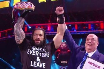 WWE Payback: Roman Reigns becomes Universal Champion