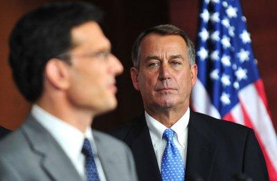 House to vote on stopgap U.S. funding bill