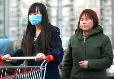 Bags of mountain air brought to smoggy Chinese city of Zhengzhou