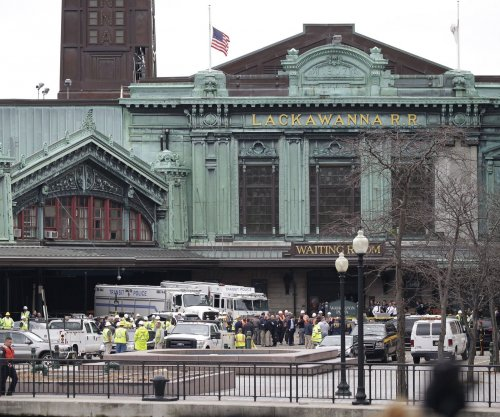 Hoboken train's event recorder located