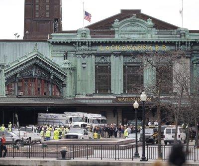 Hoboken train's event recorder located