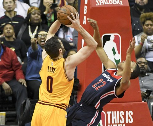 Cleveland Cavaliers' Kevin Love (knee) already out for Tuesday's game