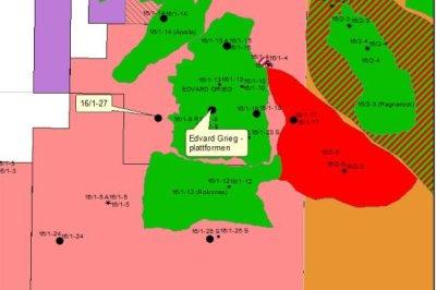 Reserve estimate raised for North Sea oil field