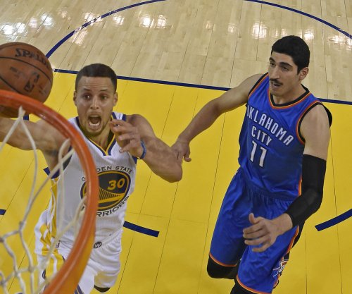 Arrest warrant issued for Thunder's Enes Kanter for alleged 'terror group' involvement