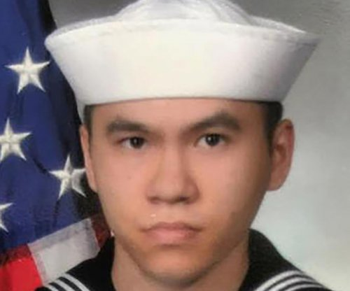 Seven U.S. sailors killed on USS Fitzgerald identified