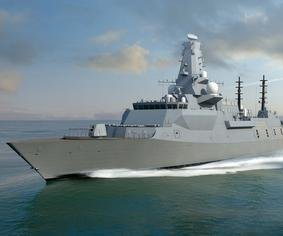 Thales sonar to be used in Britain's Type 26 frigates