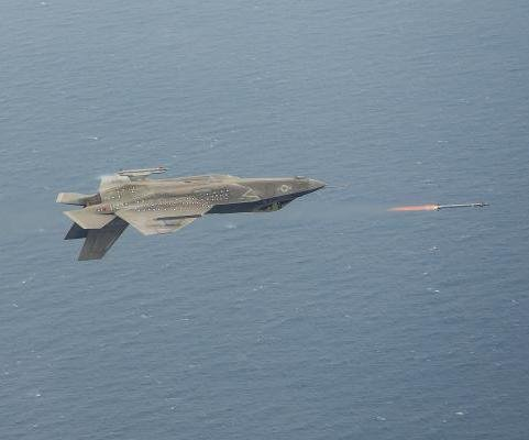 Lockheed receives contract for 50 F-35s for foreign military sales