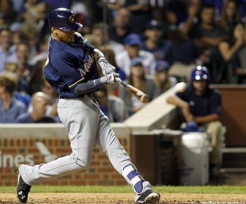 Milwaukee Brewers: Orlando Arcia scores twice to top Tampa Bay Rays