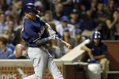 Milwaukee Brewers: Orlando Arcia scores twice to top Tampa Bay Rays