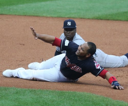 ALDS Game 5: Cleveland Indians DH Edwin Encarnacion hopes to return vs. New York Yankees