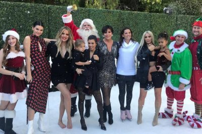 Kardashian-Jenners tease Christmas special with Nancy Kerrigan